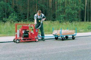 TOKOMAT  - gépileg beépített hézagszalag a hosszanti csatlakozási felületekre