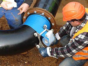 DENSOLEN - Csővezetékek szalagos korrózióvédelme